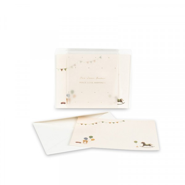 Stationery Set Blank Card with Envelopes