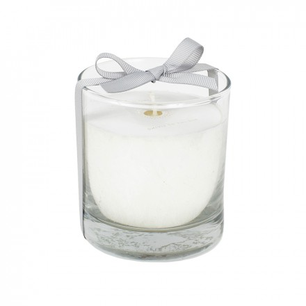 White Rose Scented Candle
