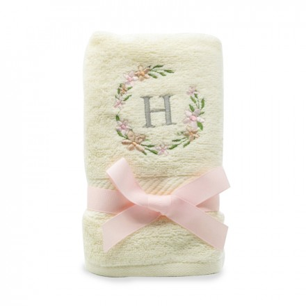 Cream Soft Towel