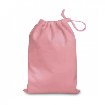 Drawstring Bag - Pink