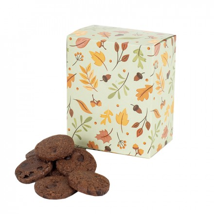 Cookies with printed boxes - Triple Choco