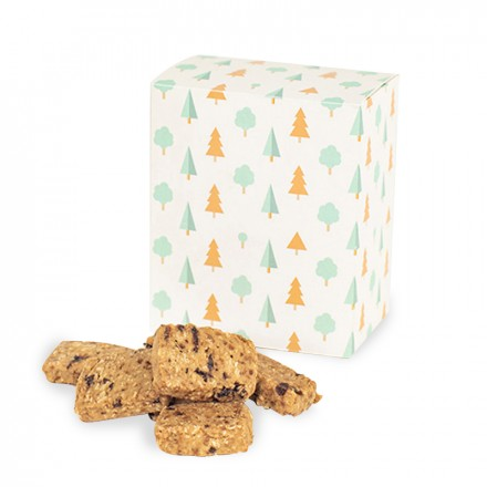 Cookies with printed boxes - Oats & Raisin